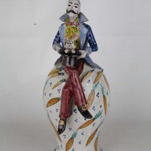 Ceramica fischiante Il Mago